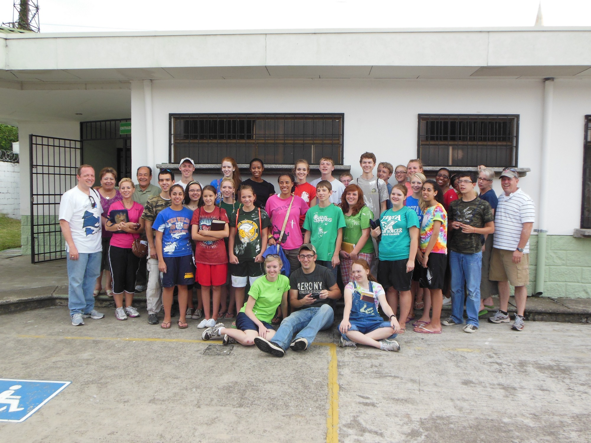 Moody bible institute teen mission trips
